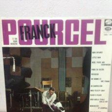 Discos de vinilo: POURCEL FRANCK. Lote 135579651
