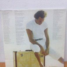 Discos de vinilo: JULIO IGLESIAS LIBRA. Lote 135586027