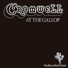 Discos de vinilo: LP CROMWELL AT THE GALLOP VINILO BLUES HARD ROCK. Lote 135586618