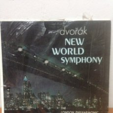 Discos de vinilo: NEW WORLD SYMPHONY. Lote 135586835