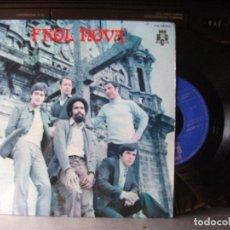 Discos de vinilo: FROL NOVA POTPOURRI GALLEGO/CANTO POPULAR/TROULADA DE SADA/TEÑO UN AMOR EN RIANXO EP 1971 BCD. Lote 135589934