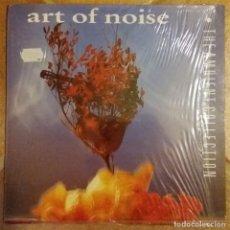 Disques de vinyle: ART OF NOISE - THE AMBIENT COLLECTION - LP - 1990. Lote 135604418