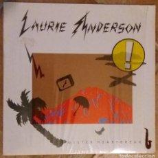 Discos de vinilo: LAURIE ANDERSON - MISTER HEARTBREAK - LP - 1983. Lote 135606590