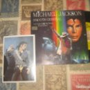 Discos de vinilo: MICHAEL JACKSON SMOOTH CRIMINAL FROM THE MOVIE (1987EPIC) PROMO + FOTO PÒSTAL PRIMERA EDICION ESPAÑA. Lote 135611578