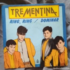 Discos de vinilo: TREMENTINA - RING RING. SINGLE. Lote 135614070