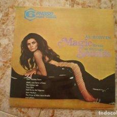Discos de vinilo: LP. LOS MAGICOS SONIDOS DE AL-KORVIN. AÑO 1970. Lote 135644711