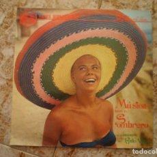 Discos de vinilo: LP. MUSICA BAJO EL SOMBRERO. AÑO 1969. Lote 135645019