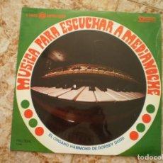 Discos de vinilo: LP. EL ORGANO HAMMOND DE DORSEY DODD. AÑO 1968. Lote 135645763
