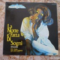 Discos de vinilo: LP. SAXO EN AZUL. AÑO 1970. Lote 135646091