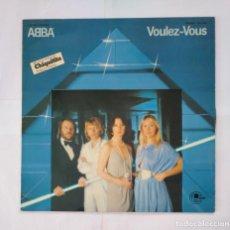 Discos de vinilo: ABBA. - VOULEZ-VOUS. - LP. TDKDA38. Lote 135647171