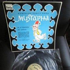 Discos de vinilo: LP ORQUESTAS MUSTAPHA DE LA CASA BARCLAY VINILO SIN USO. Lote 135648667
