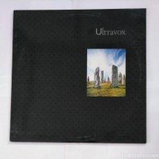 Discos de vinilo: ULTRAVOX. - LAMENT. LP. TDKDA38. Lote 135649603