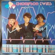 Discos de vinilo: THOMPSON TWINS - DOCTOR! DOCTOR!. SINGLE PROMOCIONAL 1984. Lote 135651735