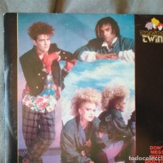 Discos de vinilo: THOMPSON TWINS - DON'T MESS WITH DOCTOR DREAM. SINGLE PROMOCIONAL 1985. Lote 135651947