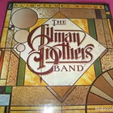 Discos de vinilo: ENLIGHTENED ROGUES. THE ALLMAN BROTHERS BAND VINILO. Lote 232207265