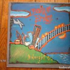 Discos de vinilo: MIDNIGHT OIL - BEDLAM BRIDGE + PROGRESS + STAND IN LINE . Lote 135671515