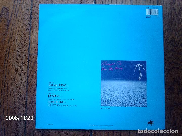 Discos de vinilo: midnight oil - bedlam bridge + progress + stand in line - Foto 2 - 135671515