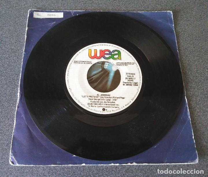 Discos de vinilo: Al Jarreau Let s Pretend - Foto 2 - 135672367