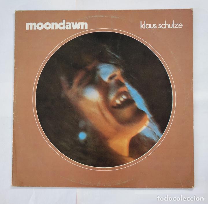 KLAUS SCHULZE. - MOONDAWN - LP. TDKDA38 (Música - Discos - LP Vinilo - Pop - Rock - New Wave Extranjero de los 80)