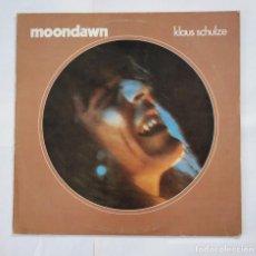 Discos de vinilo: KLAUS SCHULZE. - MOONDAWN - LP. TDKDA38. Lote 135676259