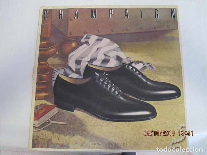 DISCO LP CHAMPAIGN (Música - Discos de Vinilo - Maxi Singles - Otros estilos)