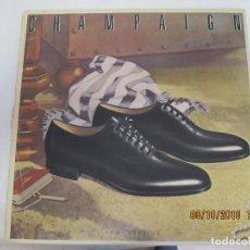 Discos de vinilo: DISCO LP CHAMPAIGN. Lote 135676899