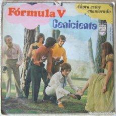 Discos de vinilo: FORMULA V. CENICIENTA. Lote 135680347