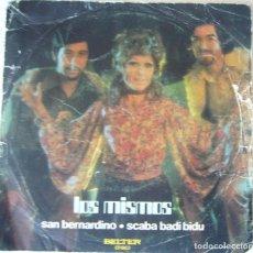 Disques de vinyle: LOS MISMOS. SAN BERNARDINO. Lote 135682251