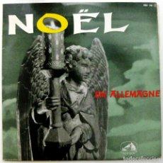Discos de vinilo: NÖEL EN ALLEMAGNE - LP LA VOIX DE SON MAÎTRE 196? BPY. Lote 135683651