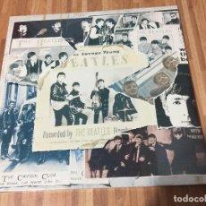 Discos de vinilo: THE BEATLES – ANTHOLOGY 1,NUEVO PRECINTADO.. Lote 135683855