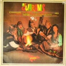 Discos de vinilo: LP. LES GUARANIS DE FRANCISCO MARIN. LES GUARANIS DE FRANCISCO MARIN. (VG+/VG+). Lote 135686659