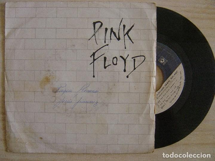 PINK FLOYD - ANOTHER BRICK IN THE WALL + ONE OF MY TURNS - SINGLE 1979 - HARVEST (Música - Discos - Singles Vinilo - Pop - Rock - Extranjero de los 70)