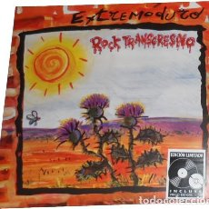 Discos de vinilo: EXTREMODURO - ROCK TRANSGRESIVO - LP + CD PRECINTADO. Lote 135698183