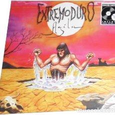 Discos de vinilo: EXTREMODURO - AGILA - LP + CD PRECINTADO. Lote 135698679