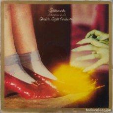Discos de vinilo: ELECTRIC LIGHT ORCHESTRA ELO, ELDORADO. LP ESPAÑA EDICIÓN EN JET RECORDS. Lote 135699251