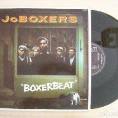 Discos de vinilo: JOBOXERS - BOXER BEAT - MAXI-SINGLE 45 FRANCES 1993 RCA. Lote 135705535