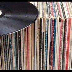 Discos de vinilo: LOTAZO DE 120 DISCOS DE VINILO LPS. Lote 135710319
