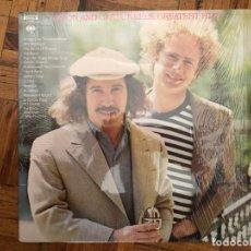 Discos de vinilo: SIMON & GARFUNKEL ?– SIMON AND GARFUNKEL'S GREATEST HITS SELLO: COLUMBIA ?– JC 31350 FORMATO: VINYL . Lote 135763562