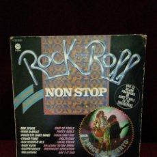 Discos de vinilo: ROCK AND ROLL NON STOP. Lote 135763754