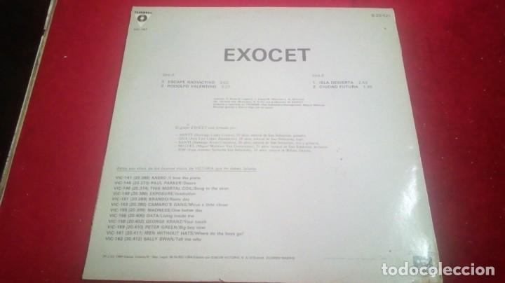 Discos de vinilo: Exocet - Foto 2 - 135764294