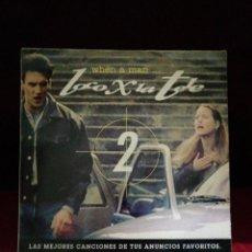 Discos de vinilo: LOCO X LA TELE. LAS MEJORES CONCIONES DE TUS ANUNCIOS FAVORITOS. . Lote 135764518