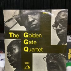 Discos de vinilo: THE GOLDEN GATE QUARTET. NEGRO SPIRITUALS. Lote 135765550