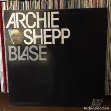 Discos de vinilo - ARCHIE SHEPP · BLASE · AFFINITY 1970 AFF 7 - 135765626