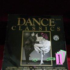 Discos de vinilo: DANCE CLASSICS. DOS DISCOS.. Lote 135765862