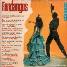 Discos de vinilo: FANDANGOS- FOSFORITO/ JUANITO MARAVILLAS/ NIÑA DE LA PUEBLA...LP BELTER RF-6378 . Lote 135766130