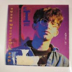 Discos de vinilo: ALL I WANT. THE LIGHTNIN SEEDS. MAXI SINGLE. TDKDA40. Lote 135767766