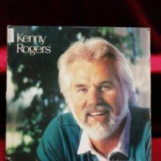 Discos de vinilo: KENNY ROGERS. Lote 135767938