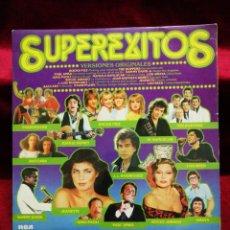 Discos de vinilo: SUPEREXITOS. . Lote 135770778