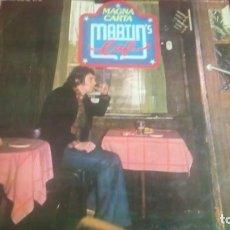 Discos de vinilo: MARTIN'S CAFE. Lote 135771982