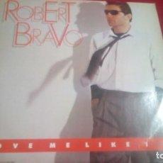 Discos de vinilo: ROBERT BRAVO. Lote 135772210